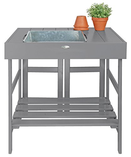 Fallen Fruits cf30g Table de rempotage – Parent gris