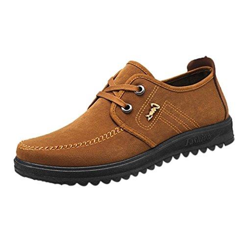 Uomogo uomo autunno moda oxford scarpe classiche basse scarpe casual in pelle scarpe stringate basse, mocassini uomo