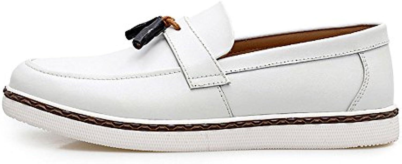 Zapatos para Hombres Ocasionales al Aire Libre para Hombre Zapatos medianos para Jóvenes  -