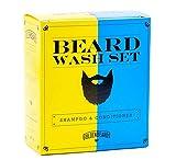 Kit Champú Y Acondicionador para Barba. La combinación perfecta para el lavado de su barba 100ml + 100ml de producto hecho a mano. Nuestros champu y acondicionador para barba son sin sulfatos.