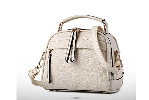 borse di marea, bagagli, moda Spalla, messaggero del pacchetto creamy-white