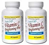 La vitamine C peau éclaircissant Plus (pack de 2)