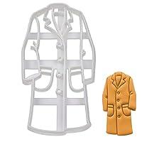 Laboratory Coat Cookie Cutter, 1 Piece - Bakerlogy