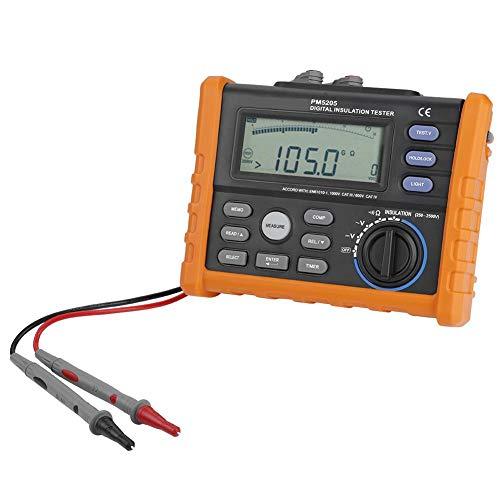 LouiseEvel215 Detector de probador de Monitor de Voltaje y Corriente de LCD USB Mini probador de Capacidad de Potencia m/óvil KCX-017