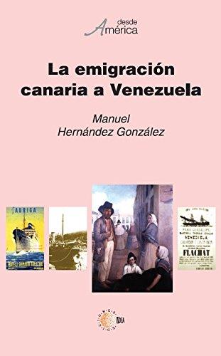 La emigracion canaria a venezuela de [Macía, Jesús Giráldez]