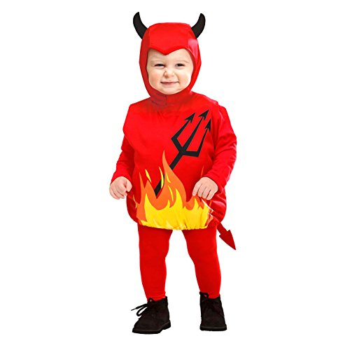 Widmann Kleinkindkostüm Teufel
