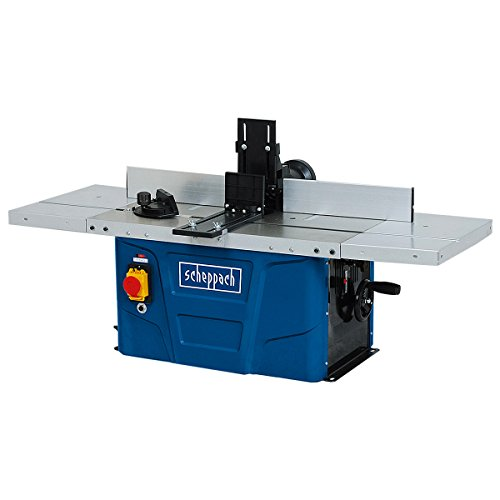 Scheppach HF50-240V 240 V 1/2-Inch Router Table - Blue