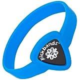 PickBandz AdultAmericanBlue Armband Halter für Plektrum