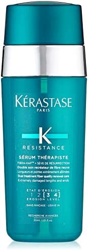 Resistance Serum Therapiste Dual Treatment Fiber Quality Renewal Care (Extremely Damaged Lengths and Ends)