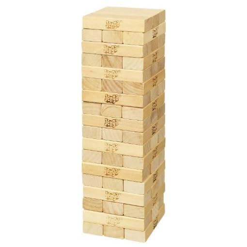 niceeshopTM-Kinder-Lernspielzeug-51-Stcke-Holz-Jenga
