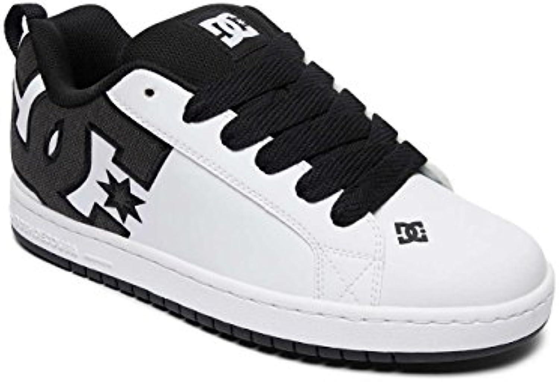 DC Schuhe Court Graffik SE Weiß Gr. 44