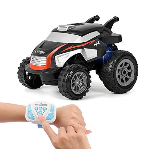 Tomasar- Kinder Elektroauto Spielzeug Set 2,4g elektrische Spielzeugauto Fernbedienung muldenkipper Toys Set Fahrzeuge mit Funktion