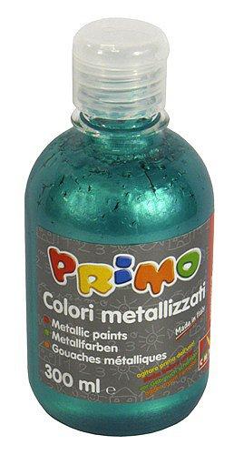 Primo 233TM300610 - Acrylfarbe, 125 ml, grün/metallic