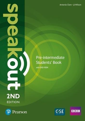 Speakout. Pre-intermedaite. Student's book. Per le Scuole superiori. Con DVD-ROM. Con espansione online