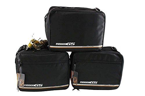 made4bikers Promotion: Borse interne per valigie moto adatte per modelli BMW R1200GS-LC R1200 GS LC K50 dal 2013 - set completo