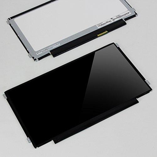 laptiptop 11,6 LED Display Screen Glossy 1366x768 WXGA HD ASUS EEE-PC 1225B 1225B-SU17 1225C-BLK 1225C-GRY 1225C-RED (Led Blk-red)