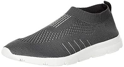 Bourge Men's Vega-6 Grey Running Shoes-6 UK (40 EU) (7 US) (Vega-6-06)
