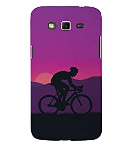 PrintVisa Sports 3D Hard Polycarbonate Designer Back Case Cover for Samsung Galaxy Grand 2 :: Samsung Galaxy Grand 2 G7105 :: Samsung Galaxy Grand 2 G7102