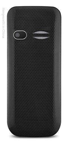 Swisstone SC 230 1 77  Negro Tel  fono para Personas Mayores - Tel  fono M  vil  Barra  SIM Doble  4 5 cm  1 77    Bluetooth  600 mAh  Negro
