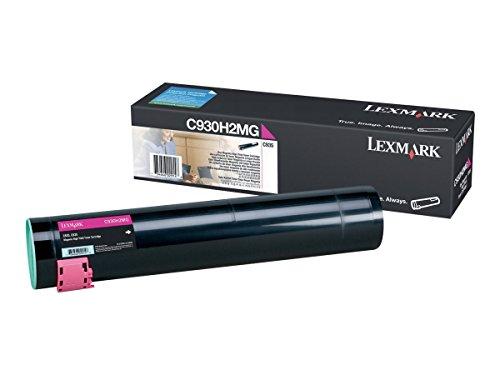 Preisvergleich Produktbild Lexmark C930H2MG C935 Tonerkartusche 24.000 Seiten, magenta