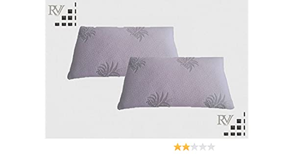 ALOE VERA MEMORY FOAM PILLOWS