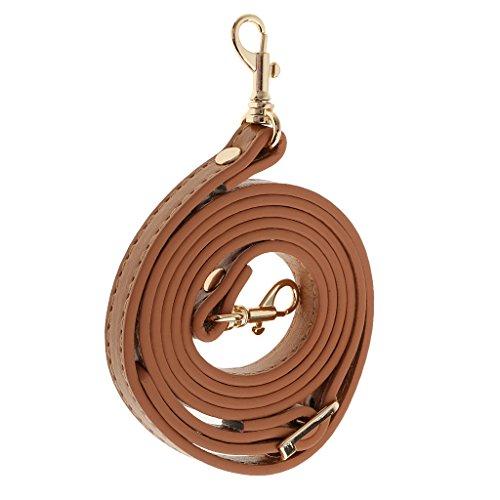 Sharplace Taschenzubehör Damen Einstellbar Trageriemen Schulterriemen Schultergurt für Taschen Umhängegurt - Khaki