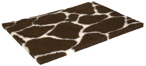 Vetbed Non-Slip Petlife Haustierbett für Hunde und Katzen, rutschfest, 102 x 76 cm, Giraffenmuster Rutschfeste Non-slip