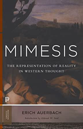 Mimesis the representation of reality in western literature enter your mobile number or email address below and well send you a link to download the free kindle app then you can start reading kindle books on your fandeluxe Ebook collections