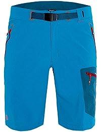 Ternua Komati Bermuda, Hombre, Azul (Duck Blue), M