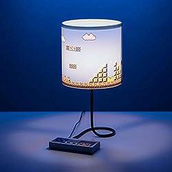 Paladone LAMPARA Nintendo NES, Blanca