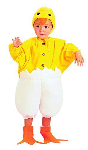 Kostüm - Küken Calimero Trinkt - Bebé, de 1 a 2 ()