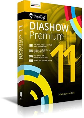AquaSoft DiaShow 11 Premium|DVD|...
