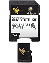 Humminbird 600039-2 SmartStrike Southeast States Map Card by Humminbird