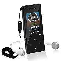 slitinto Lettore MP3 Bluetooth portatile     Il nostro vantaggio    ♫ Altoparlante incorporato: puoi ascoltare la tua musica preferita senza cuffie  ♫ Lunga durata della batteria e ricarica rapida: fino a 60 ore di riproduzione con 2,5 ore ...