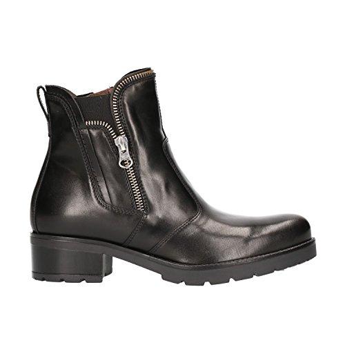 Nero giardini tronchetti scarpe donna nero 7050 a807050d 37