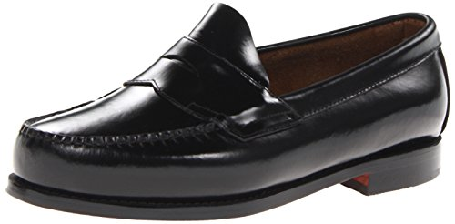 G.H. Bass & Co. Hombres Loafers Schwarz Groesse 13 US/47.5 EU