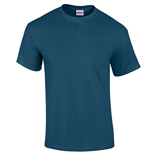 Gildan Ultra cotton, adult t-shirt Indigo Blue