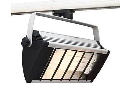 3-phasen Spot Cosi 2G10 36W matt silber von Deko-Light bei Lampenhans.de