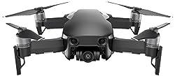 Dji Mavic Air - Drohne Mit 4k Full-hd Videokamera Inkl. Fernsteuerung I 32 Megapixel Bilderqualität Und Bis 4 Km Reichweite - Schwarz