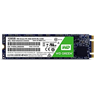 Western Digital WDS120G1G0B Solid State Drive