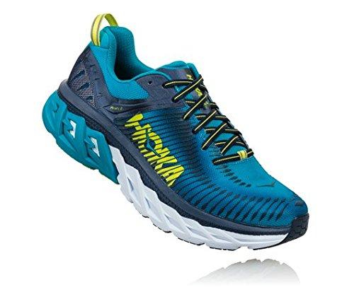 Hoka Arahi 2 Caribbean Sea/Blue - Scarpa Running - 42 2-3