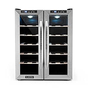 Klarstein Saloonnapa Wine Cooler Refrigerator Fridge