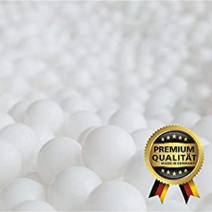 GAMEWAREZ Refill-Bag, ca. 100 Liter Nachfüllpackung/Sitzsack Füllung aus EPS-Perlen/Styroporkügelchen in höchster…