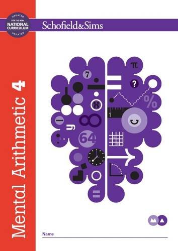 Mental Arithmetic 4: Bk.4 por J. W. Adams