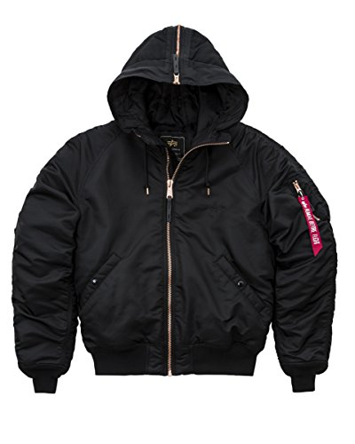 Alpha Industries -  Giacca - Uomo black/copper