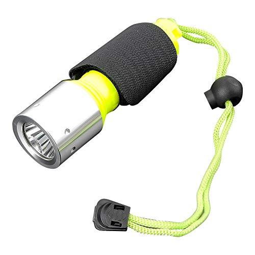 Starnearby Außenbeleuchtung 1000LM Tauchen Taschenlampe Unterwasser Taschenlampe 10 Watt LED Licht Lampe für Tauchen Fotografie Video Laterne (Fotografie Außenbeleuchtung)