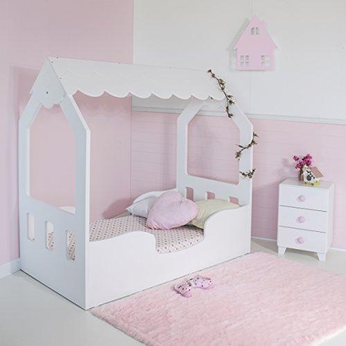 Bainba Cama Infantil Casita Montessori 140