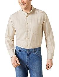 Suchergebnis auf Amazon.de für  Leinenhemd natur - Herren  Bekleidung 8b82640f03