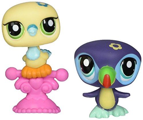 Littlest Pet Shop 2010 Assortment B Series 5 Collectible Figure Toucan Bird by Hasbro (Shop Pet Littlest 2010)