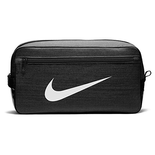 Nike Herren NK BRSLA Shoe Klassische Sporttaschen, Black/White, One Size